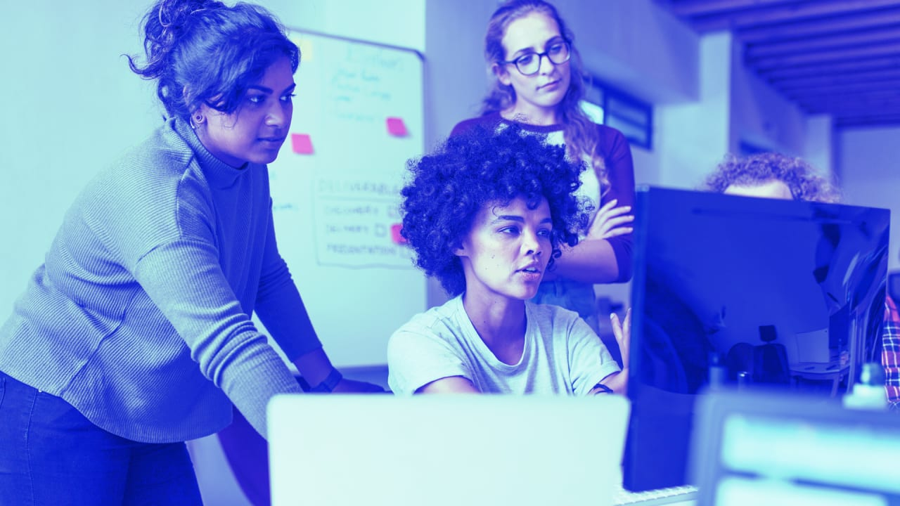If the women in your company aren't thriving, your business isn't either