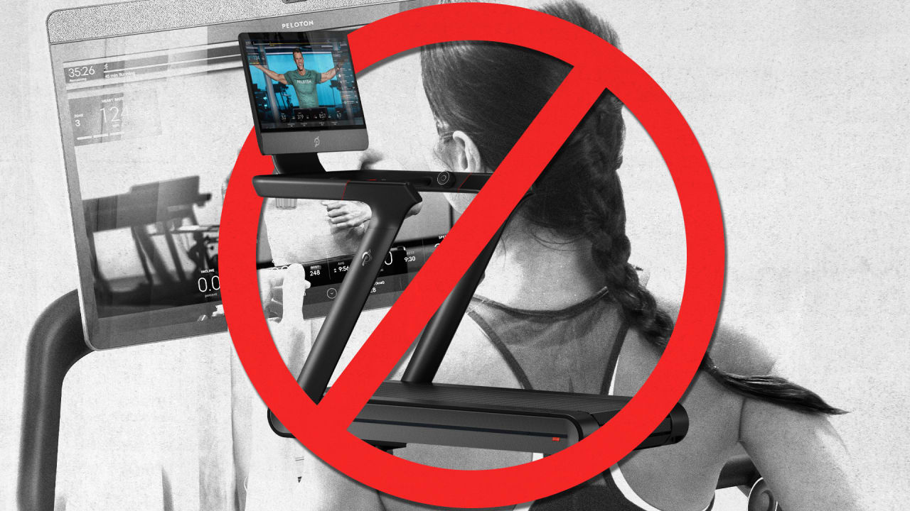 Peloton Tread recall: What to do if you have a treadmill in your house right now