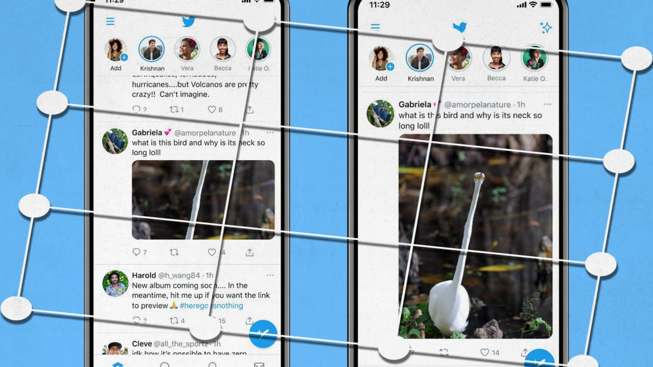 Users went from loving to hating <b>Twitter's</b> reduced image crops in 24 hours. Because it's <b>Twitter</b> thumbnail
