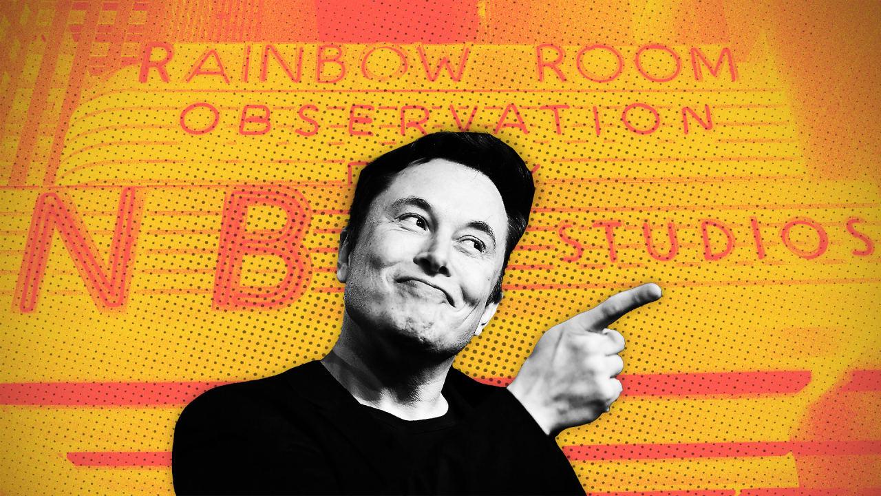 How 'SNL' won the Elon Musk hosting stunt before it even happened