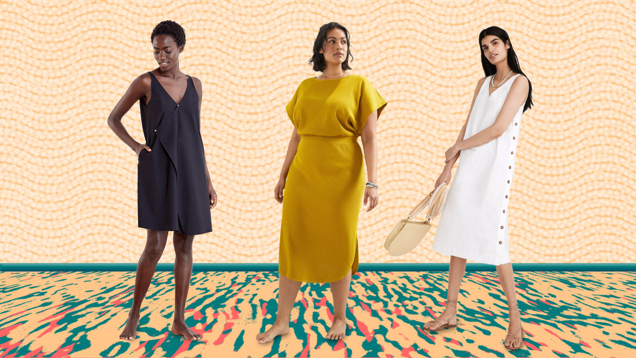 10 stylish summer dresses that'll take you from work to play