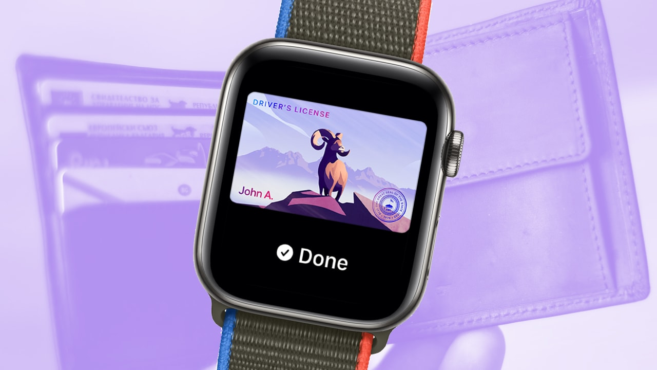 The Apple Watch is getting ready to replace your wallet and keychain