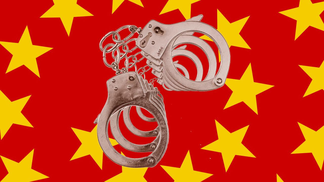 China's crypto crackdown continues by arresting 1,100 for money laundering