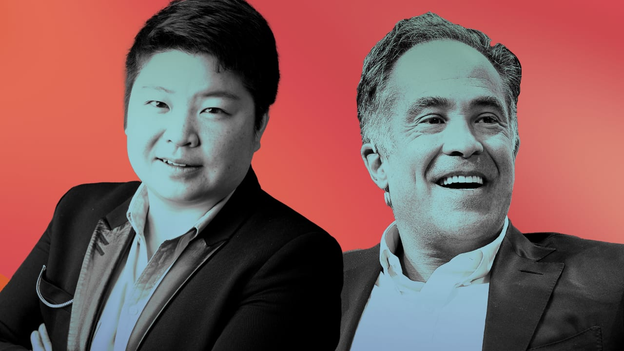Jen Wong and Marty Chavez on the importance of bringing your 'whole self' to work