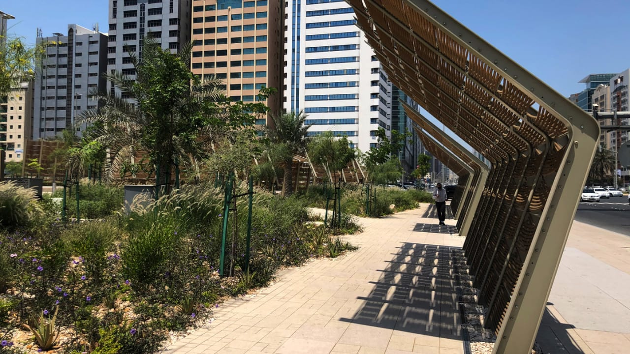What U.S. cities can learn from Abu Dhabi about surviving record heat