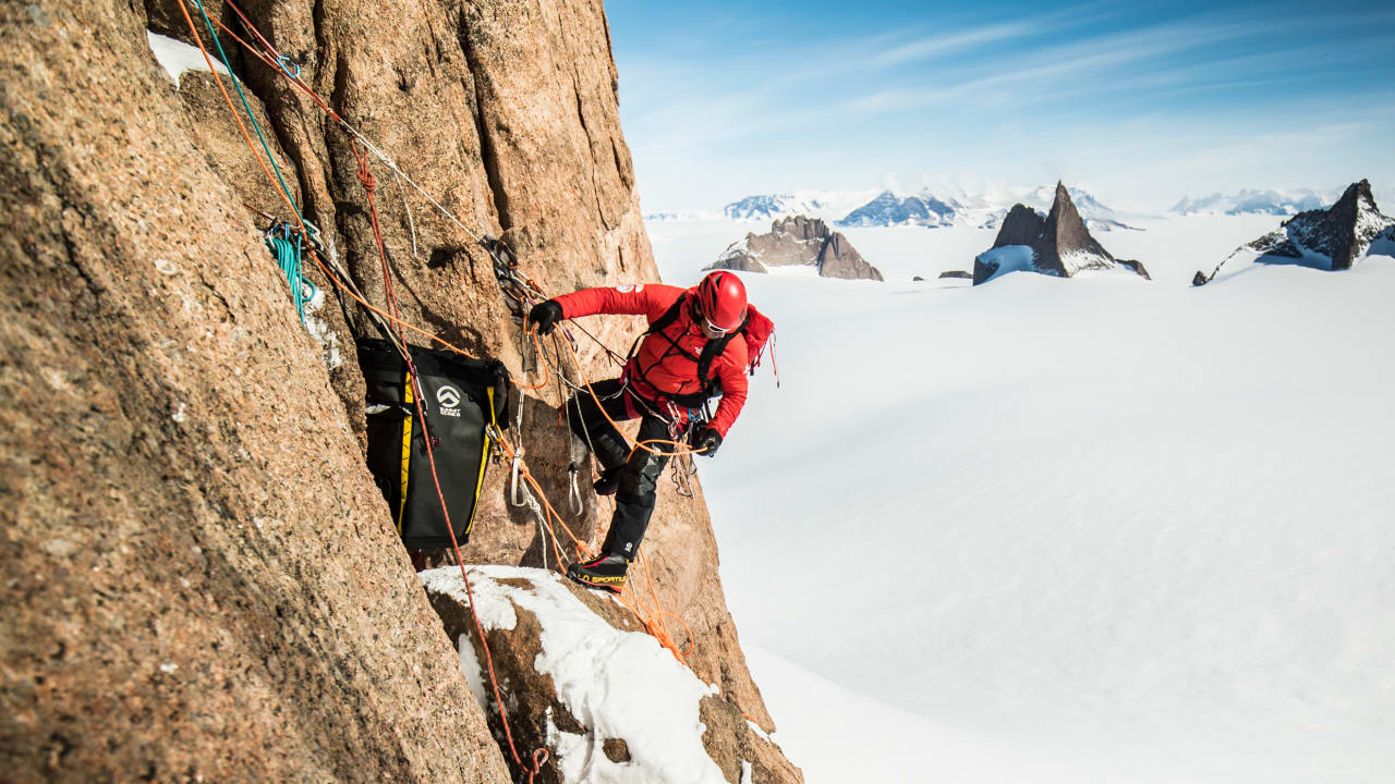 Why Sonos and The North Face are putting an Antarctic expedition in your ears