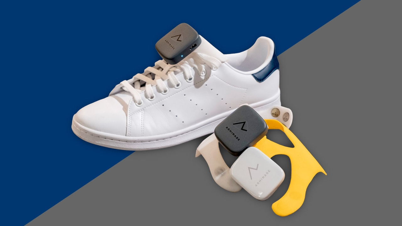 This in-shoe vibrator can help blind pedestrians navigate hands-free
