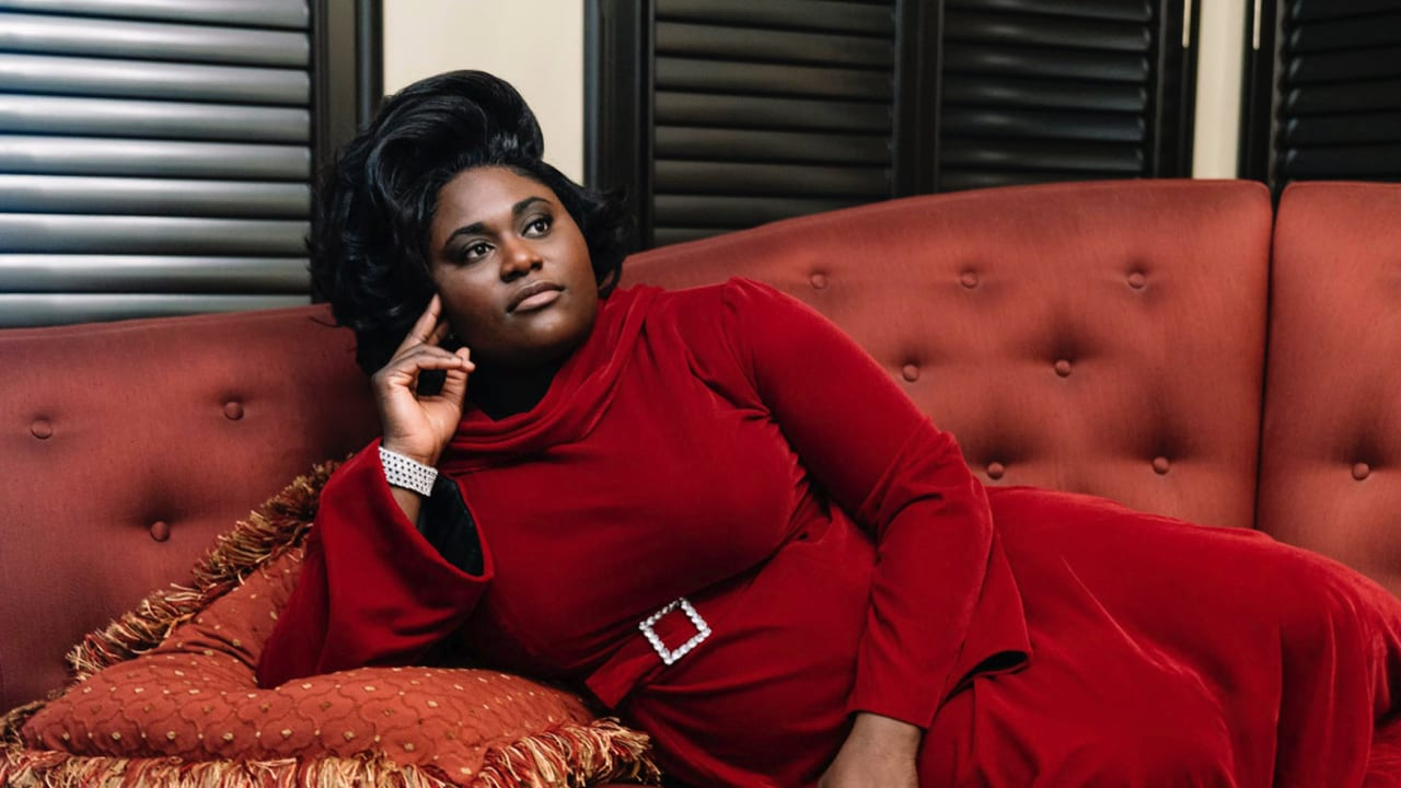 How Danielle Brooks is finding the spotlight as a leading lady