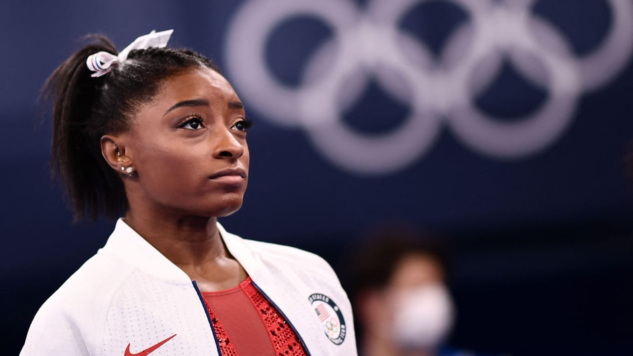 The response to Simone Biles' exit shows we still have a long way to go on mental health