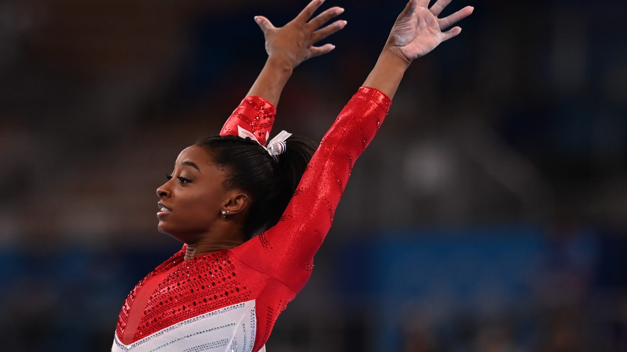 What leaders can learn from Simone Biles' Olympics exit