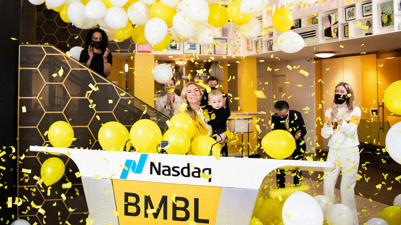 Why it's incredibly rare for companies led and founded by women to IPO