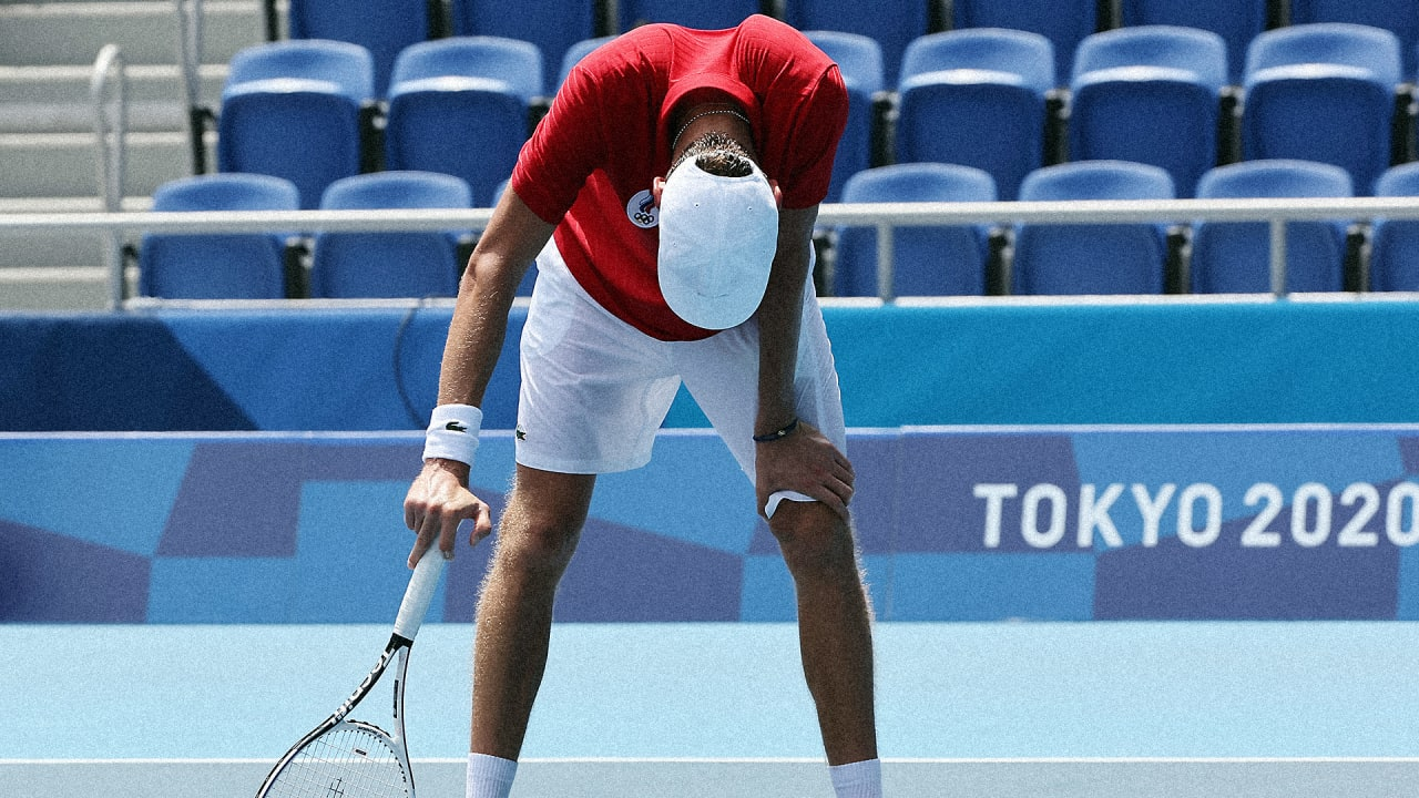Crippling Tokyo heat could be the most formidable opponent for athletes at the Olympics
