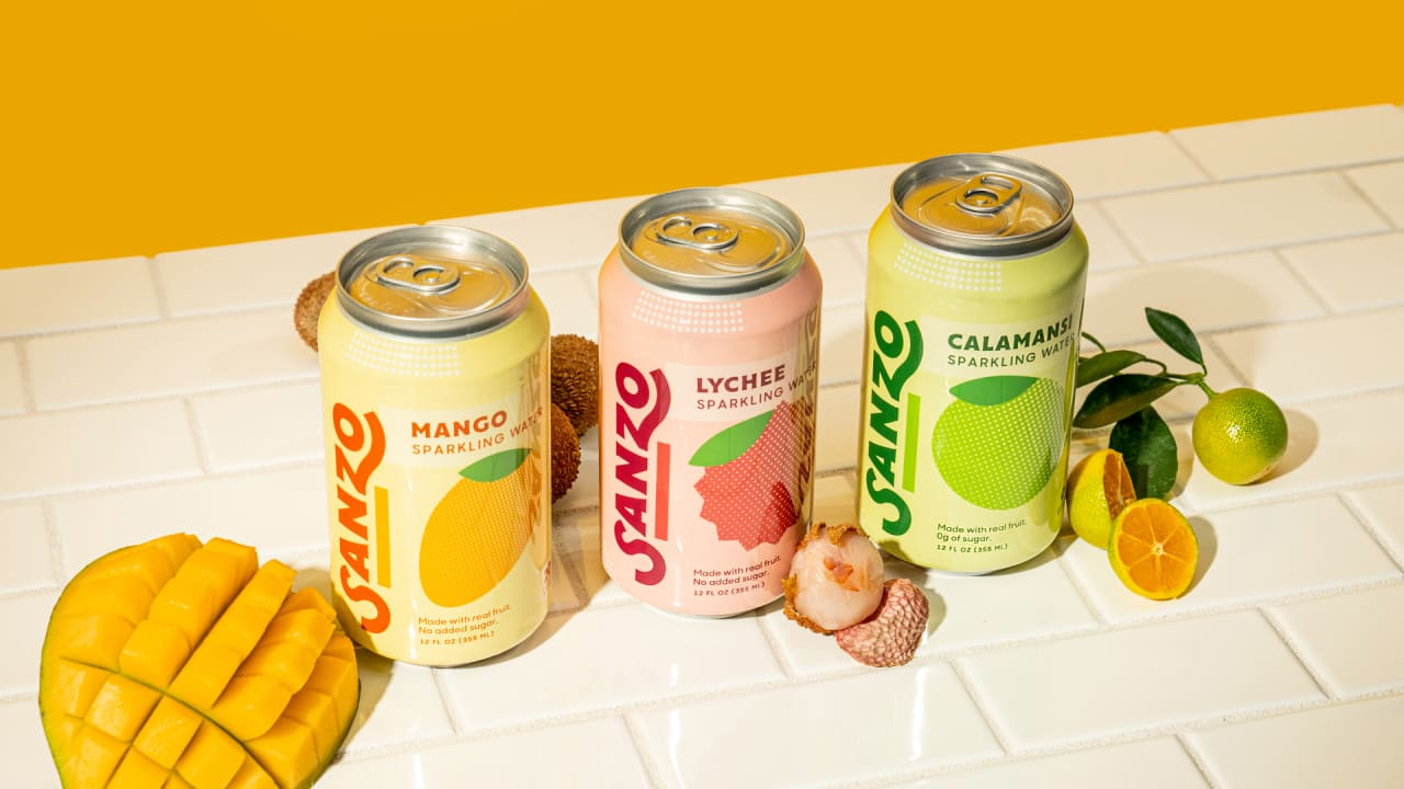www.fastcompany.com: Sanzo's Asian-inspired sparkling water is the antidote to LaCroix fatigue