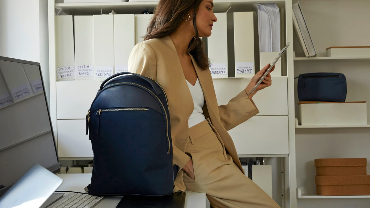The most fashionable backpacks for adults