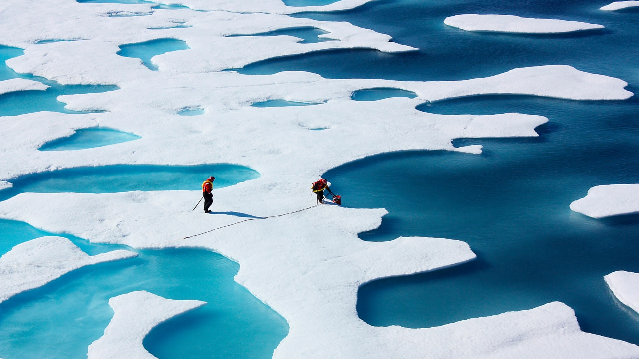 NASA scientists explain what's driving the decline in Arctic sea ice