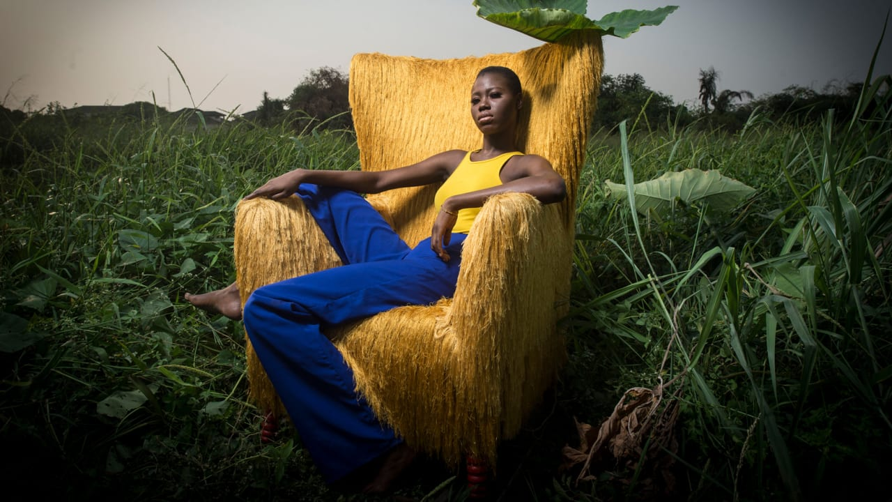 See the spectacular design on display at Lagos Design Week