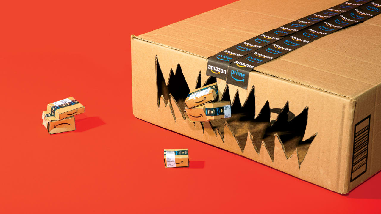 Thrasio, Perch, and others are betting $9 billion that the consumer-goods conglomerate of the future will be built on Amazon