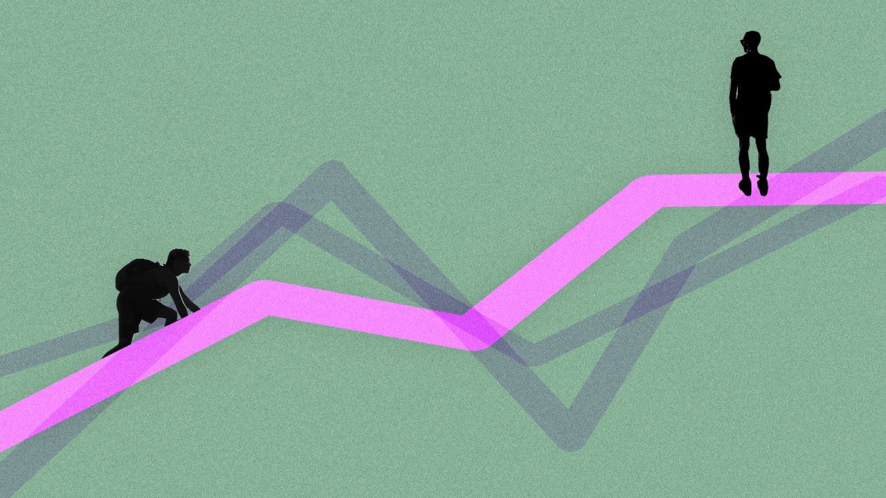 How leaders can help their people see career ladders differently