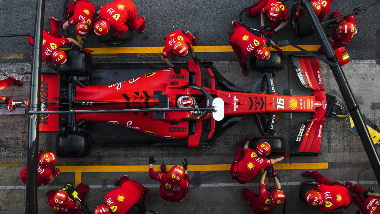 How to get your team to work like a Formula One pit crew