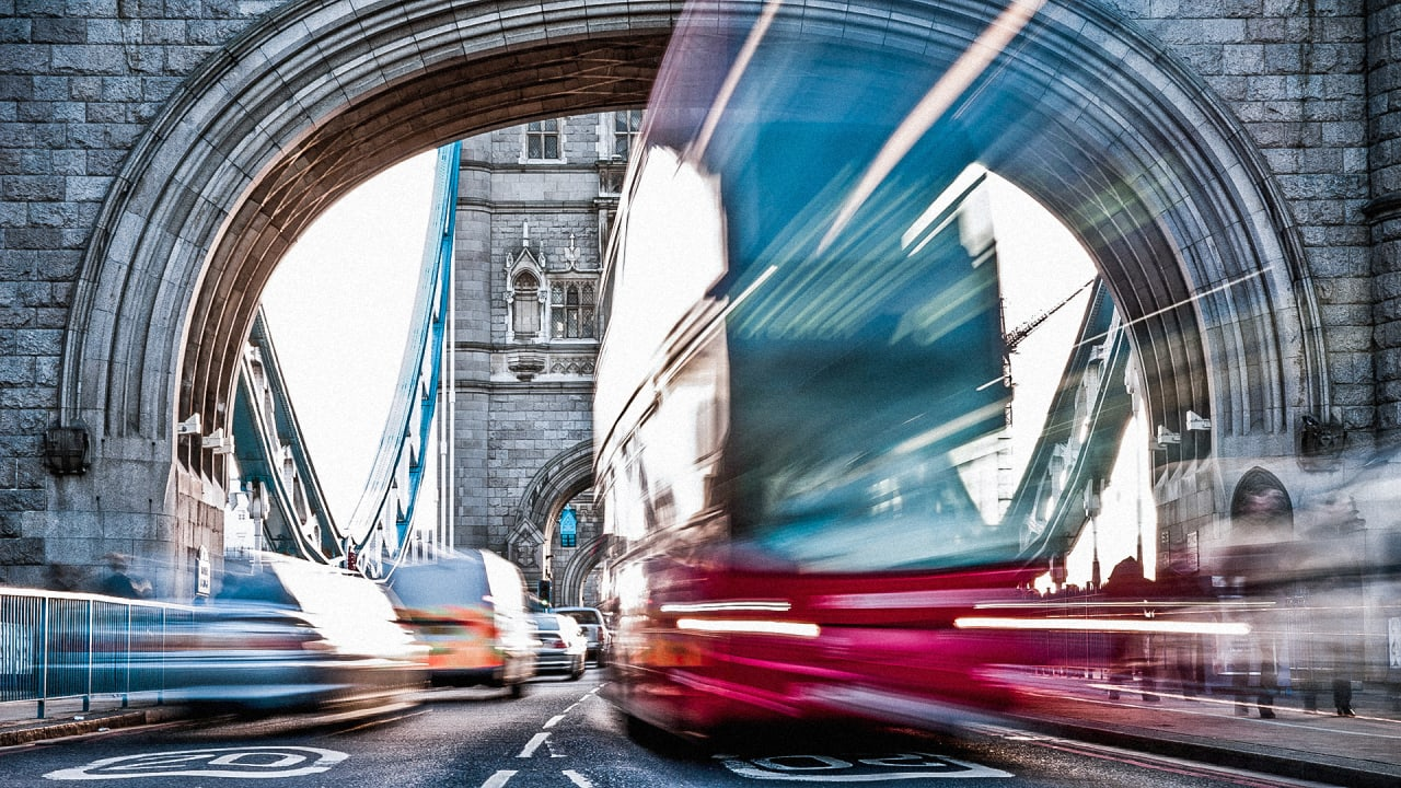 Polluting cars now have to pay to drive within 140 square miles of London
