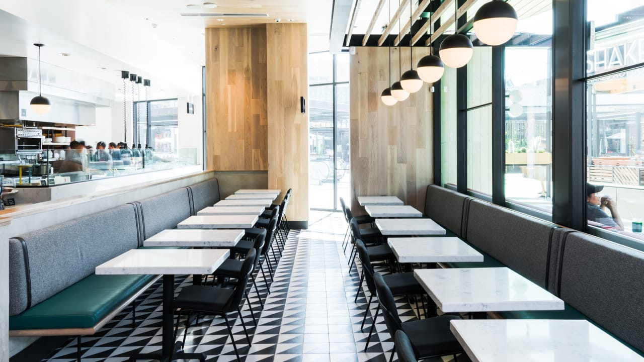 How the seamless era is changing restaurant design