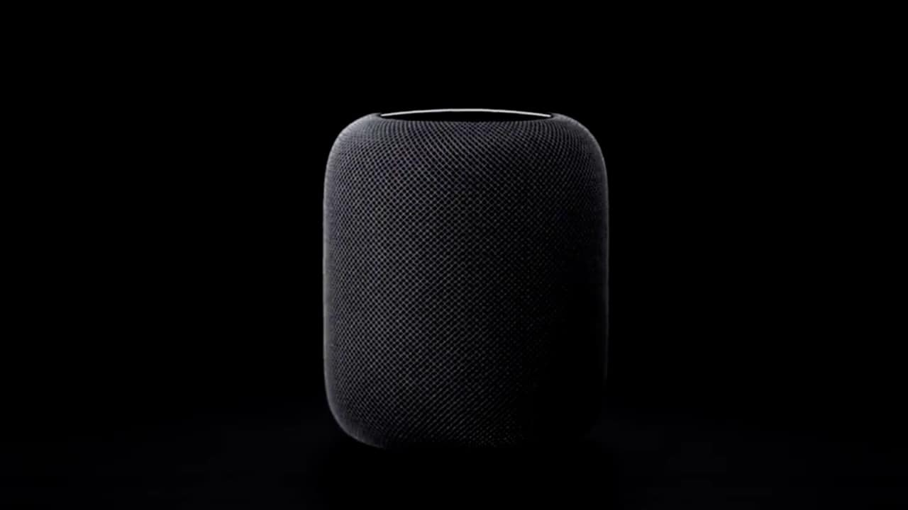 Apple won't launch its HomePod speaker this year after all