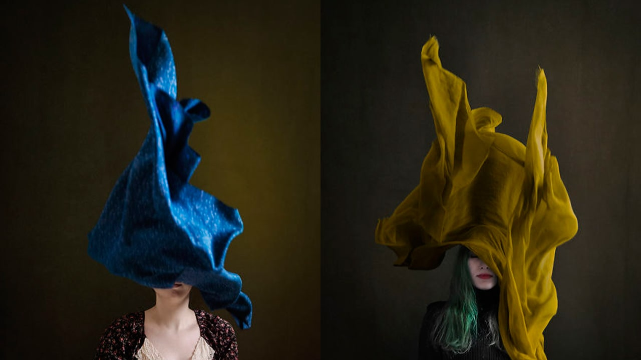Iranian Women Flout Hijab Laws In Bold, Gorgeous Photoshoot