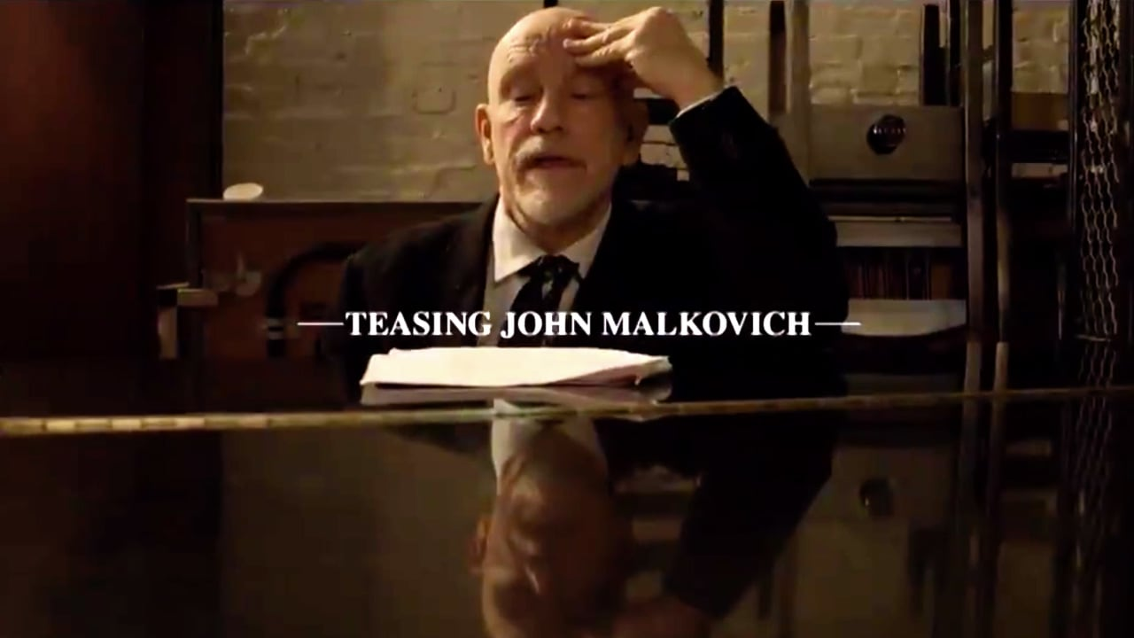John Malkovich Got CBS NFL Viewers Hyped For Playoffs Drama