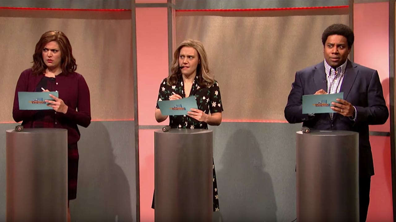 SNL Breaks Fourth Wall To Explain That, Under Trump, Nothing Matters Anymore