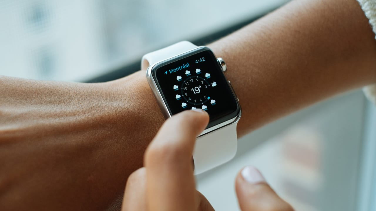 Apple Watch is getting sick at the hospital