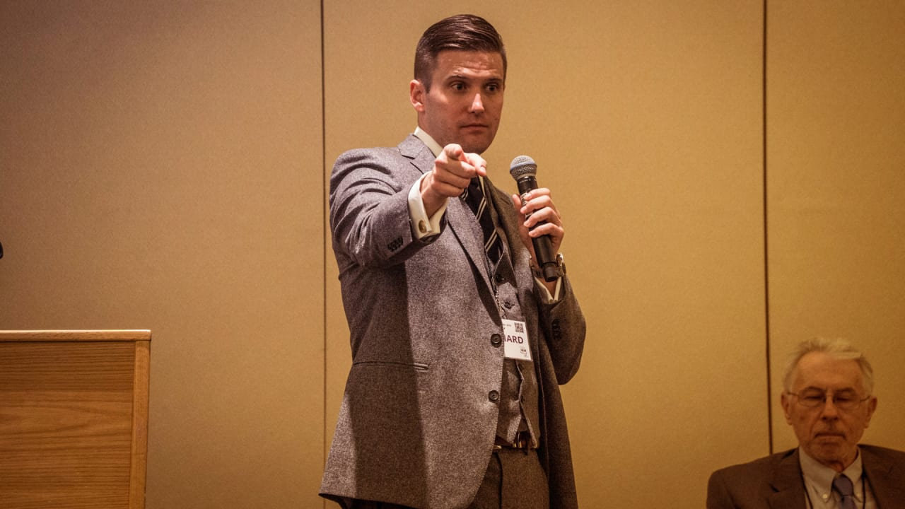 GoDaddy to alt-right leader Richard Spencer: Find an alt web host
