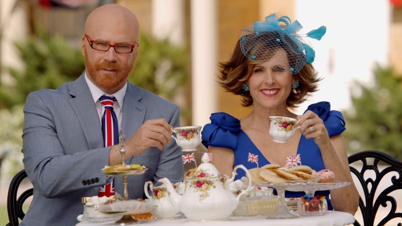 Cord and Tish bring much-needed nonsense to the royal wedding