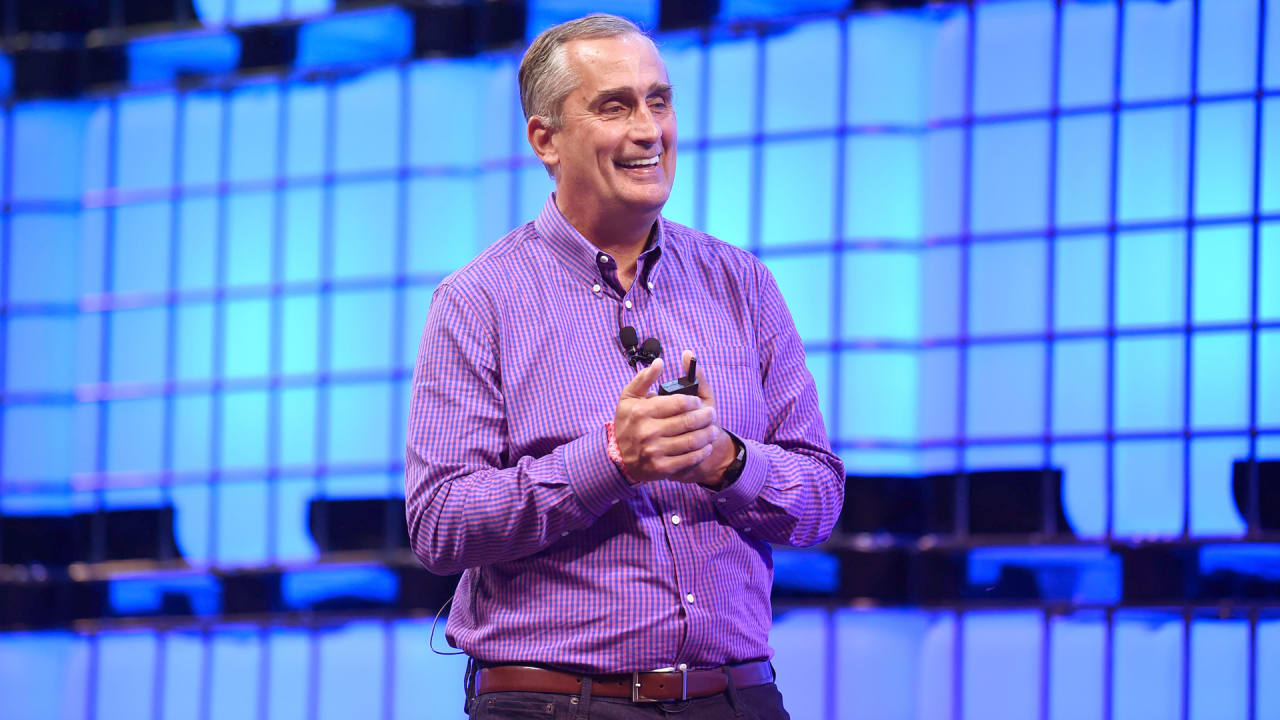 """Intel: CEO Brian Krzanich is out after """"consensual relationship"""" with employee"""