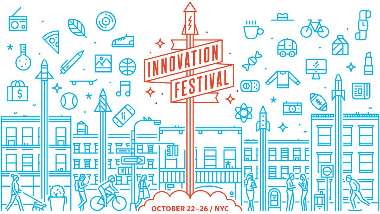 The 2018 Fast Company Innovation Festival Returns with an All-New