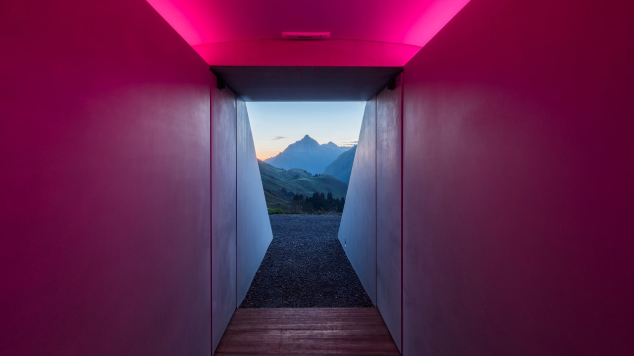 3fd56f75da7e The best James Turrell skyspace is the one you can ski to