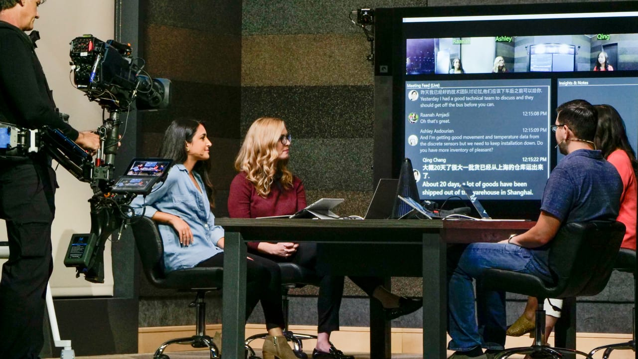 Exclusive: Microsoft aims for the holy grailvideo conferencing that actually works