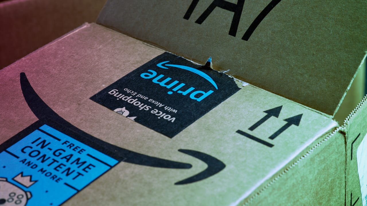 """Amazon says customer names and emails were exposed in a """"technical error"""""""