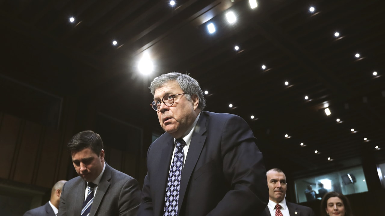 "Attorney general nominee wants to examine the power of tech's ""behemoths"""