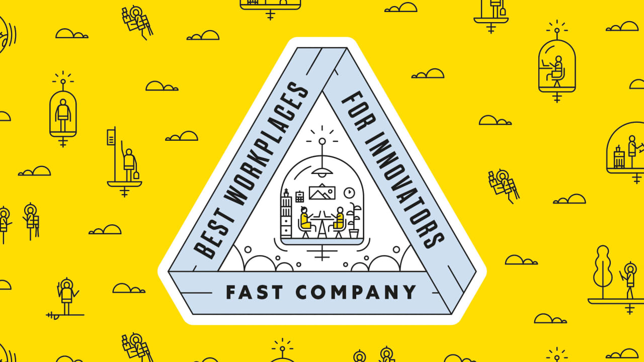 4 reasons to enter Fast Company's Best Workplaces for Innovators