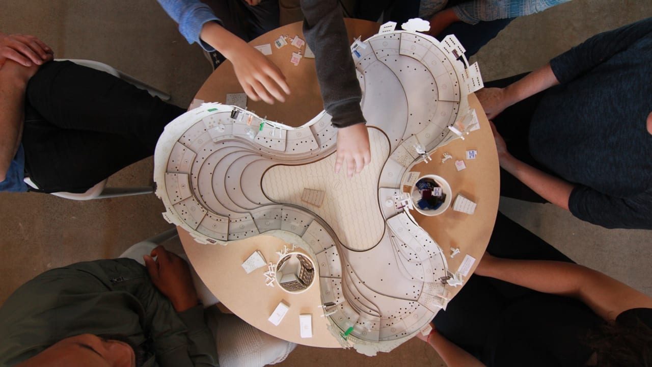 These board games play out how climate change will reshape our cities