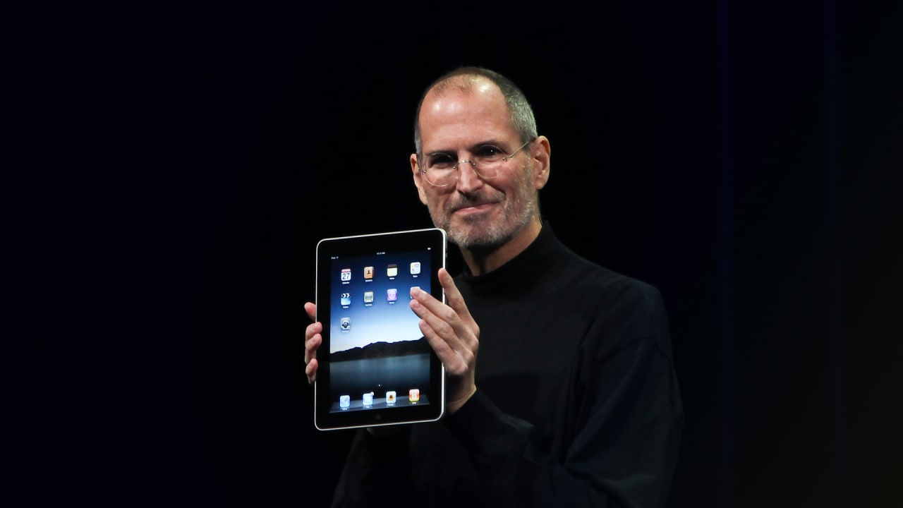 Apple's 2010 iPad launch was the last great Steve Jobs keynote