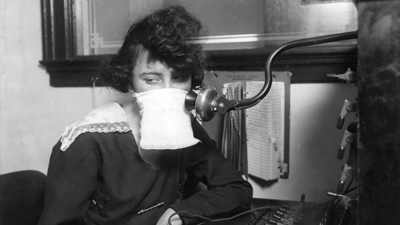 How the telephone failed its big test during 1918's Spanish flu pandemic