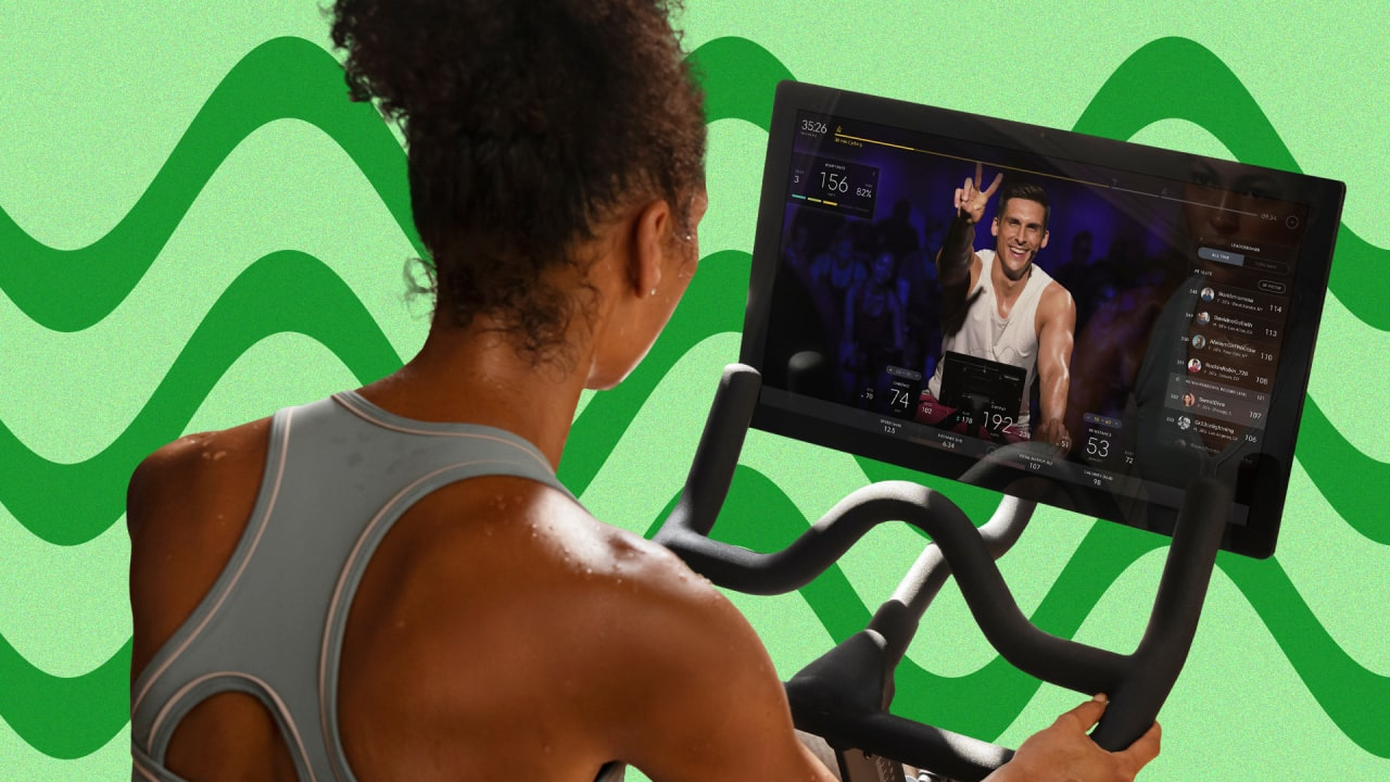 Peloton goes from marketing punchline to ESPN programming with new 'All-Stars Ride'