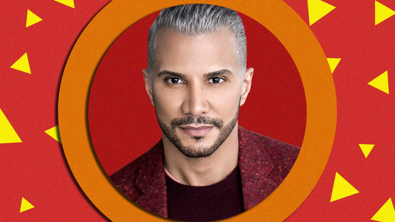 The real reason Jay Manuel from ANTM made his debut novel fiction, not a memoir