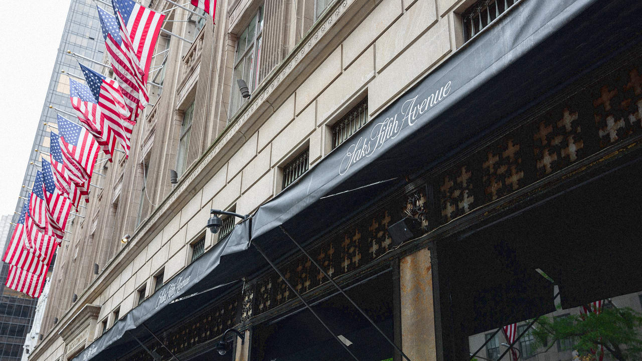 Saks Fifth Avenue CEO: Some department stores are struggling. Heres how they can be saved