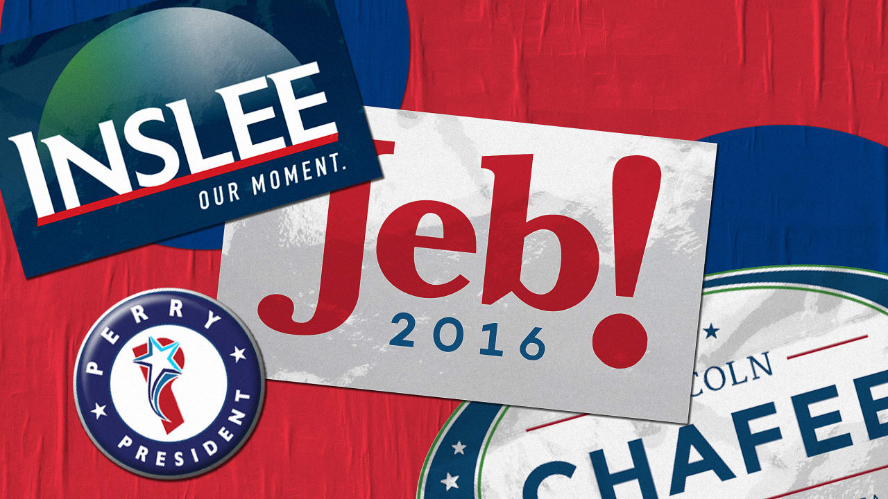 Whats the worst political campaign branding of all time? Experts weigh in