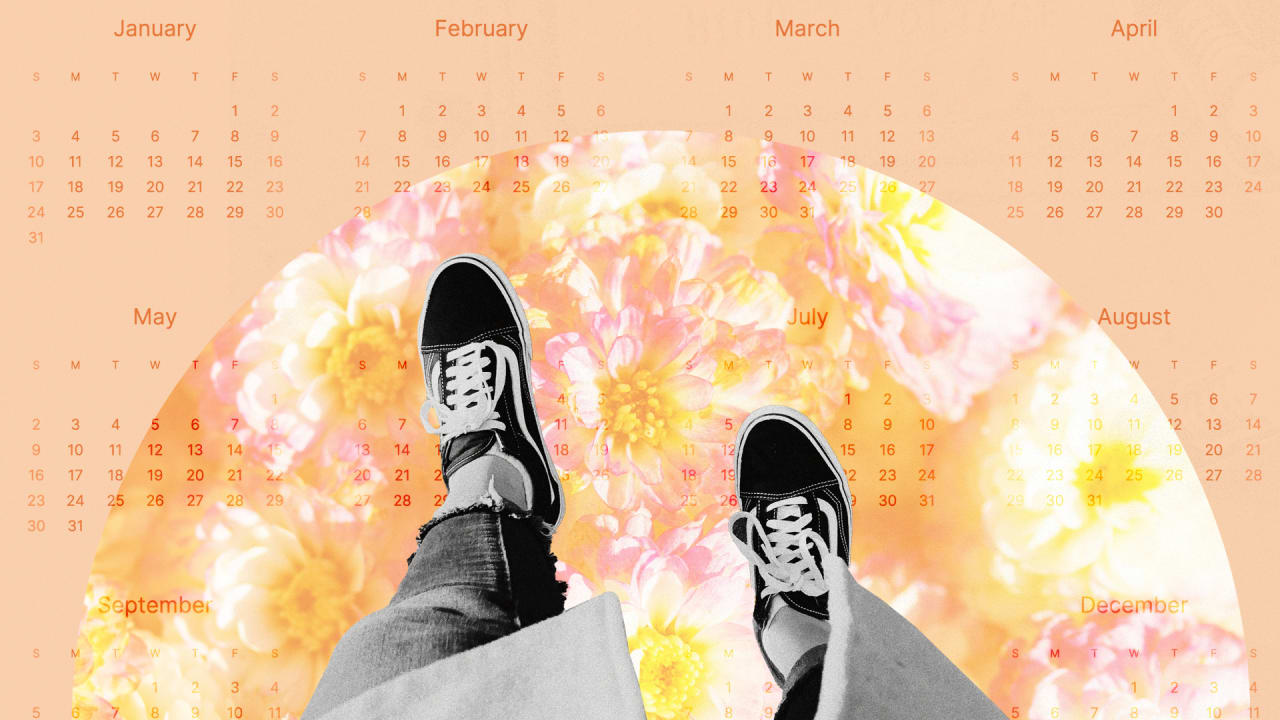 Why (and how) your resolutions should look different this year