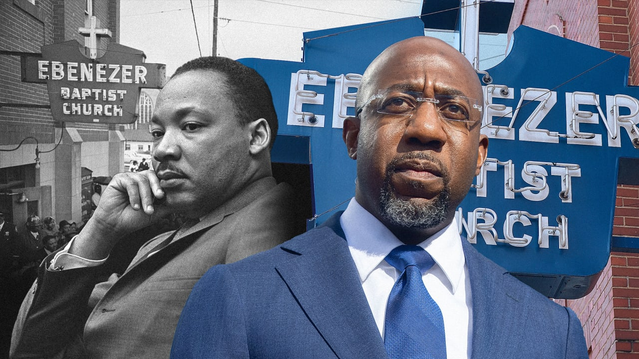 From King to Warnock: How the Ebenezer Baptist Church became a center of Black organizing