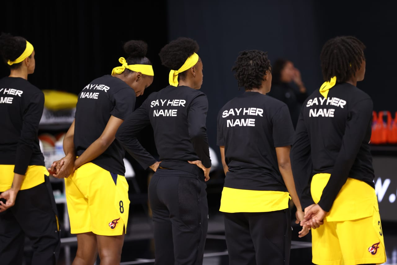 WNBA team launches class to help athletes hone their social justice advocacy