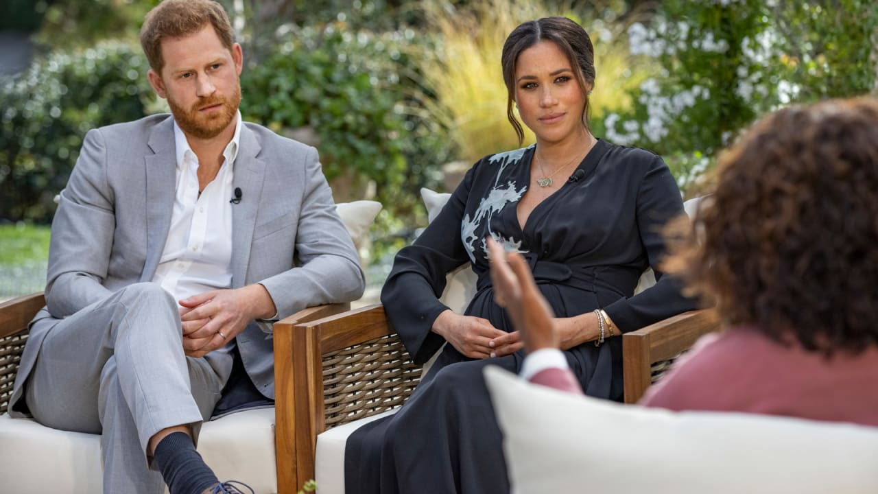 How to watch Oprah Winfreys interview with Prince Harry and Meghan Markle live on CBS without cable